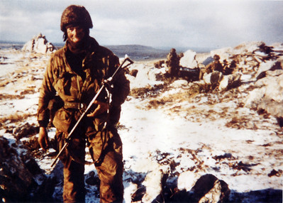 Mount Longdon, Falkland Islands June 11/12 1982